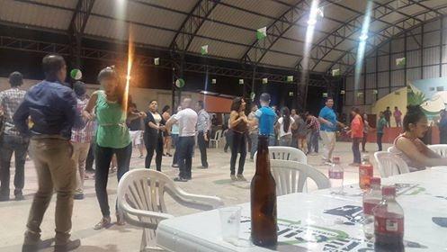 CELEBRANDO LAS FESTIVIDADES DE LA PARROQUIA SAN ANTONIO - EL ORO - ECUADOR.